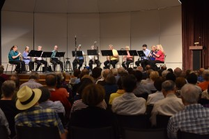 Clarinet Fusion at the Rossmoor Event Center